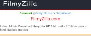 Filmyzilla free movies download website