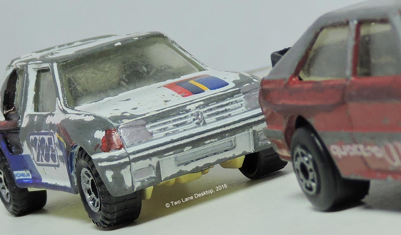 Tilted Car Battery Leaking