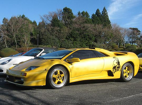 Lamborghini Sv Diablo Se35 Only 9 Cars In The World Dream Fantasy Cars