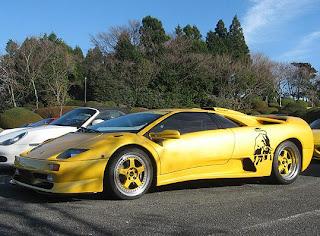 Dream Fantasy Cars-SV Diablo SE35