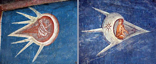 Földönkívüliek régi barlangrajzokon, festményeken