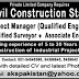 Construction (Pvt) Limited Company Lahore Jobs
