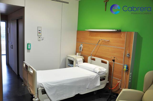 Las características del hospital inciden en el resultado de la cirugía plástica