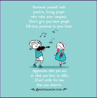how to be yourself around someone you like