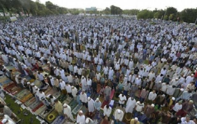 Allahu Akbar !!...Merinding Bacanya. Di Majlis Ulama Ini, Ratusan Orang Masuk Islam dalam Tiap Pertemuan
