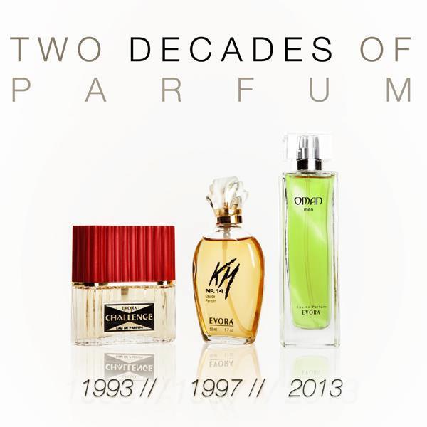 evora parfum prix
