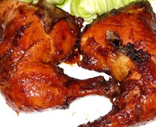 Resep Ayam Bakar Spesial Madu