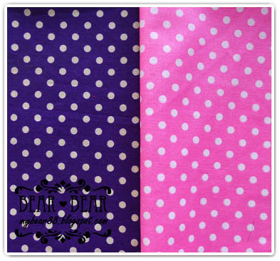 Fb 27 Fabric Purple N Pink