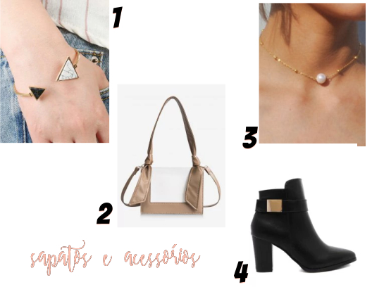 21b0b813b2 Bracelete minimalista   Os acessórios minimalistas são os meus favoritos
