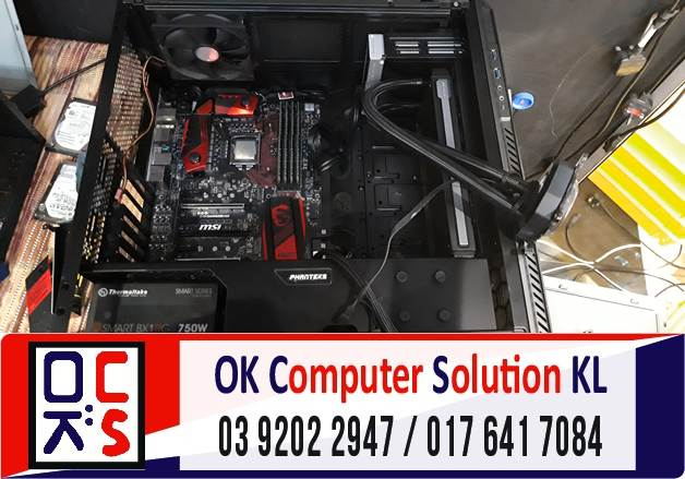 [SOLVED] ASUS DESKTOP PC CUSTOM CANNOT ON | REPAIR DESKTOP CHERAS 15