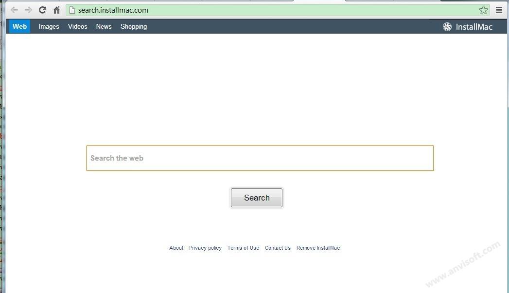 recherche installer mac virus enlèvement sur mac