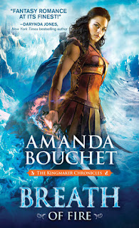 Breath of Fire by Amanda Bouchet