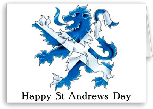 Happy St. Andrews Day 2018 Wishes Greetings and Messages