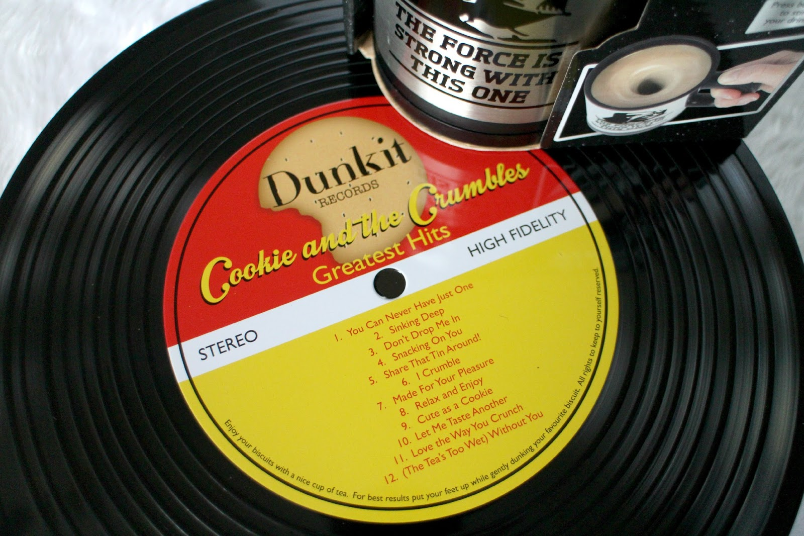 Debenhams Record Biscuit Tin Review