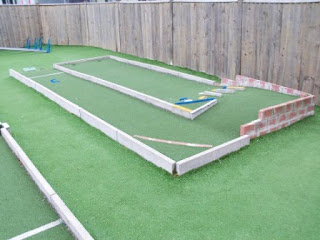 Crazy Golf London