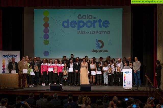 El Cabildo abre el plazo para presentar candidaturas a la II Gala del Deporte