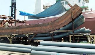 Membuat Perahu Dari Paralon
