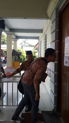 Kasasi Ditolak Hakim Agung Artidjo Alkostar, Kiai Masrihan Kembali Jalani Pidana Penjara