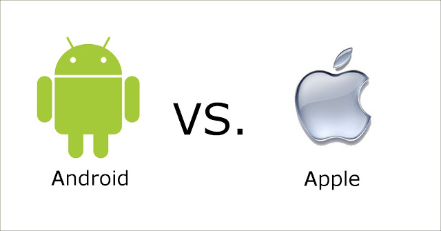 Pilih Smartphone Android atau Apple