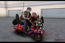 GTA V Vespa Faggio GTA San Andreas