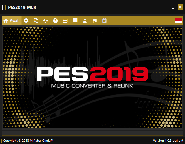PES 2019 Music Converter & Relink by Ginda01
