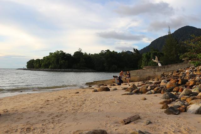 Damai Beach, Santubong, Sarawak, Malaysia