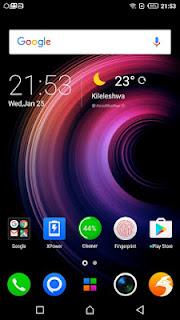Infinix Note 3 Nougat update