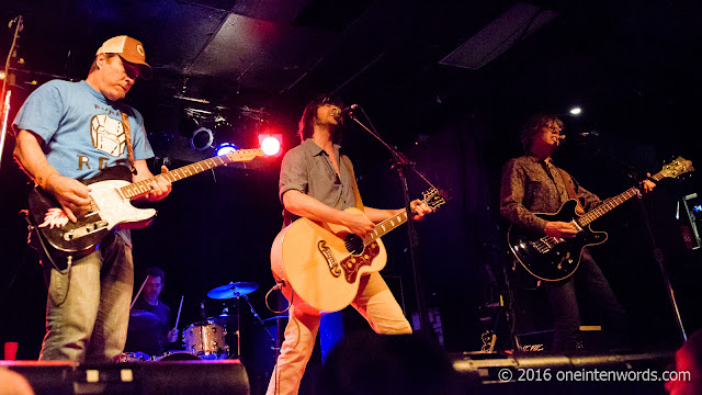 Old 97's at Lee's Palace in Toronto, May 16 2016 Photos by John at One In Ten Words oneintenwords.com toronto indie alternative music blog concert photography pictures