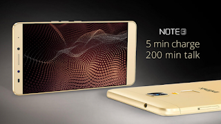 INFINIX NOTE 3 PRICE, FULL SPECS AND REVIEW IN NIGERIA 2019