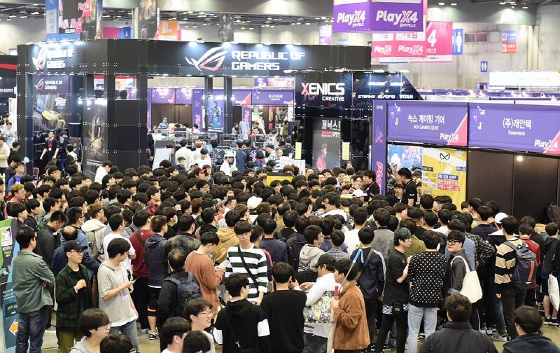 경기도, '2019 플레이엑스포(PlayX4)' 사전등록 신청 진행