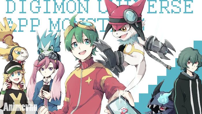 Ảnh trong phim Digimon Universe: Appli Monsters 1