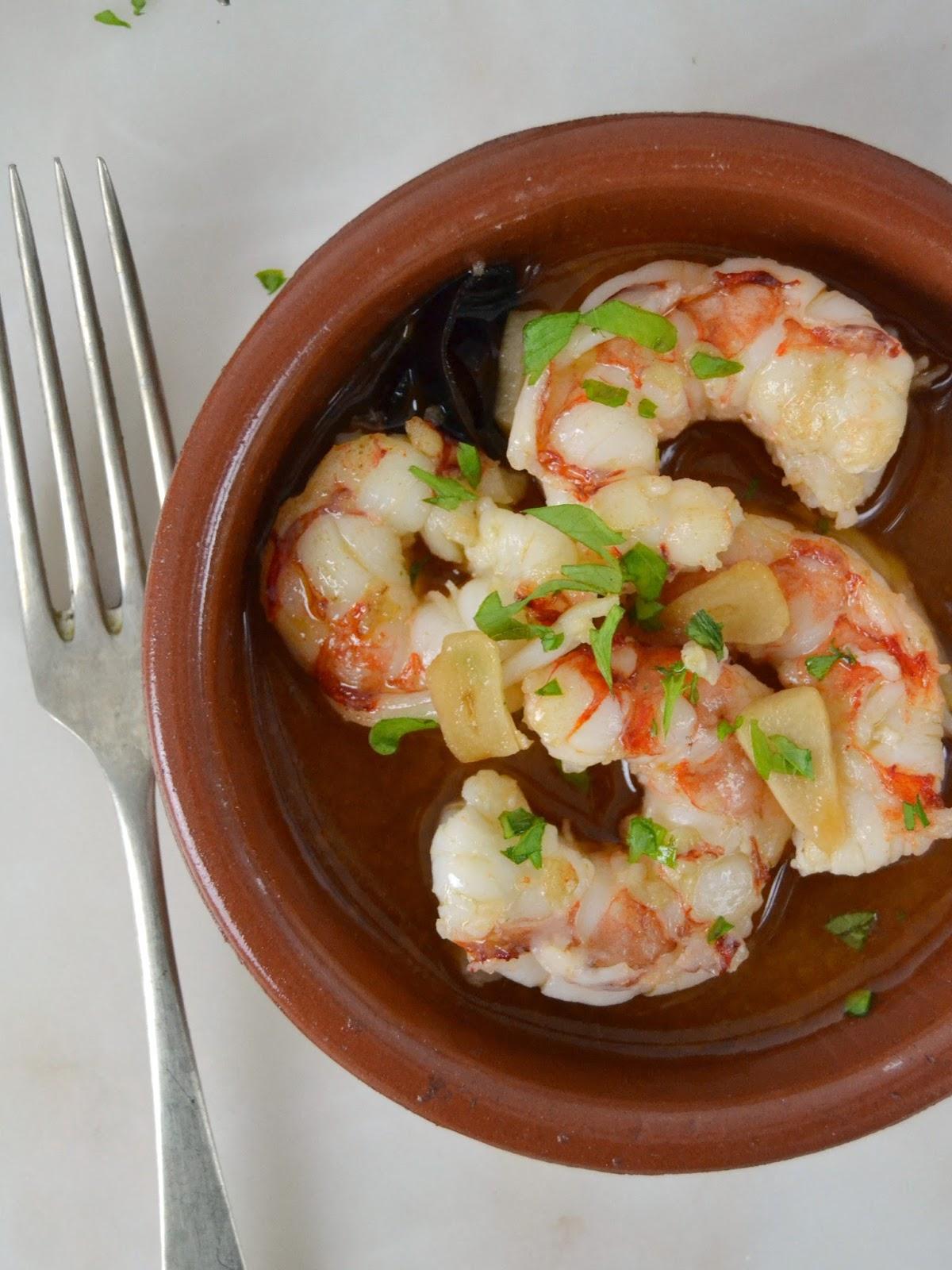 Gambas Al Ajillo Receta Facil Rapida Y Deliciosa Cuuking Recetas De Cocina
