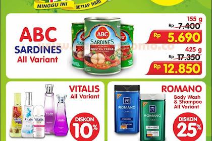 Katalog Harga Promo Rita Supermarket Terbaru 7 - 13 Januari 2019