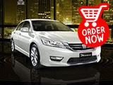 Pemesanan Mobil Honda Accord Bandung