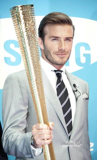 So Cute Hairstyles: London Olympic 2012☀David Beckham