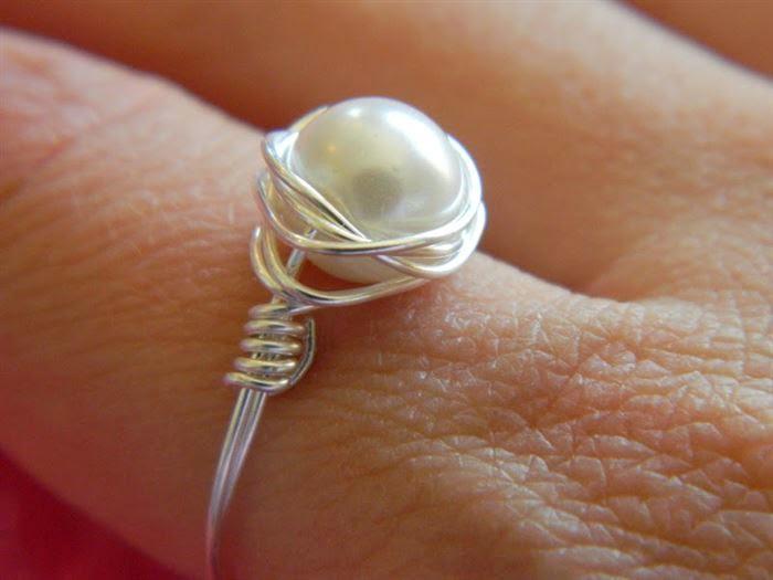 Υπέροχο DIY δαχτυλίδι