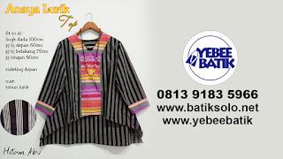 4 Cara Memilih Seragam Batik Pernikahan | 0813 9183 5966