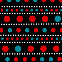 Square And Dotty Hintergrund 10