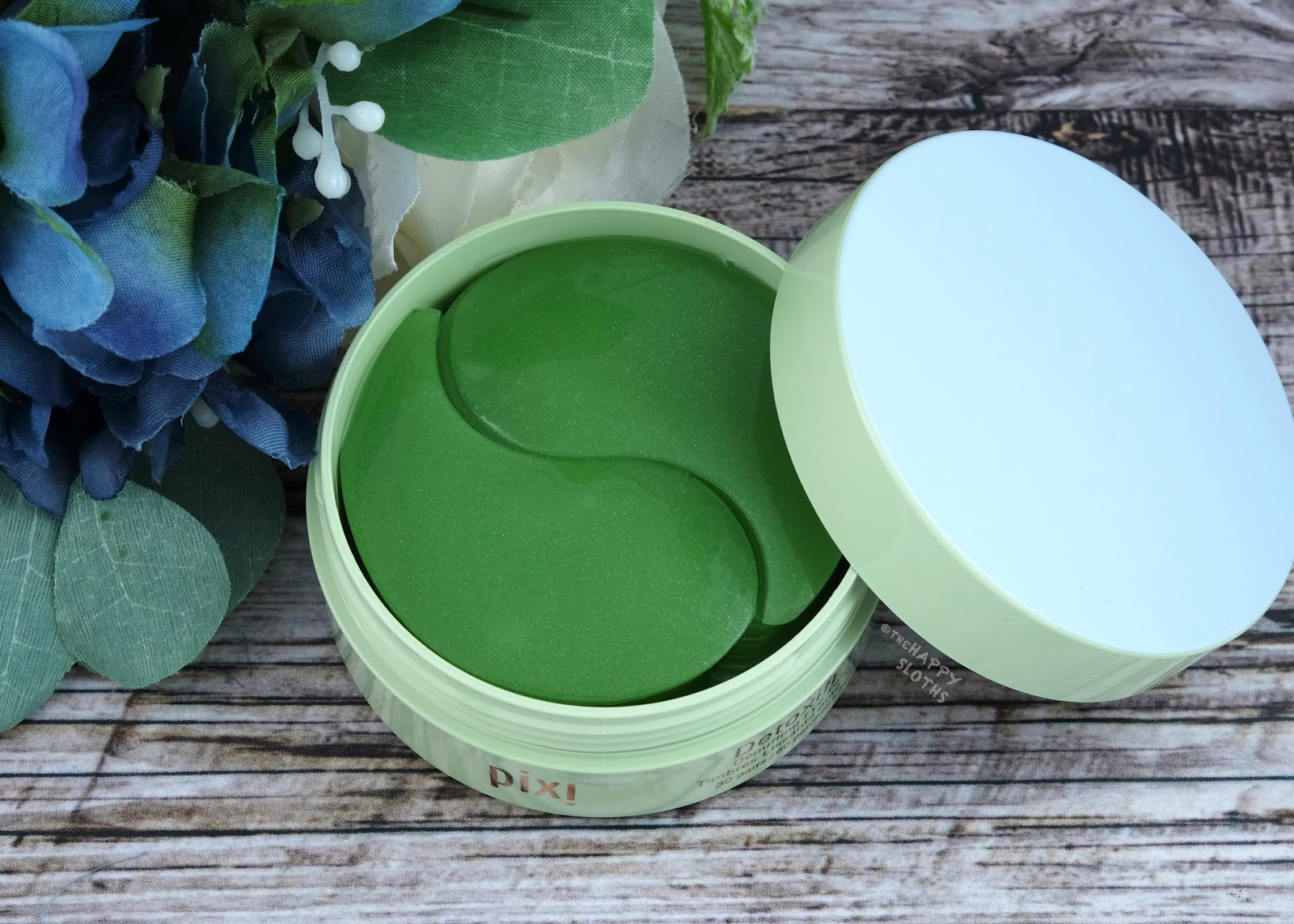 Pixi | DetoxifEYE Hydrogel Depuffing Eye Patches: Review