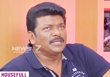 Interview with R. Parthiepan 22-07-2017 News 7 Tamil