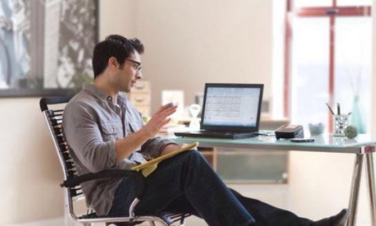 10 Tips Agar Lebih Produktif Bekerja Di Rumah