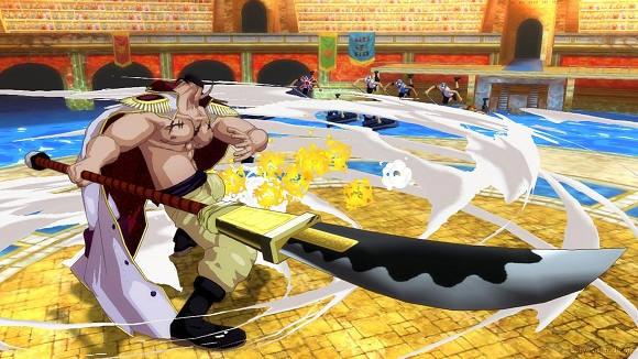 One Piece Unlimited World Red Deluxe Edition PC Full Version Screenshot 1