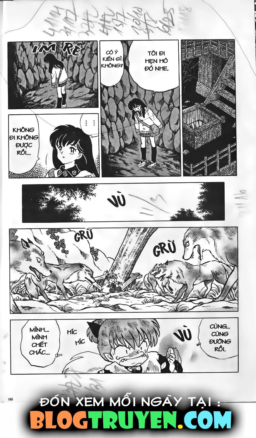 Inuyasha vol 07.10 trang 19