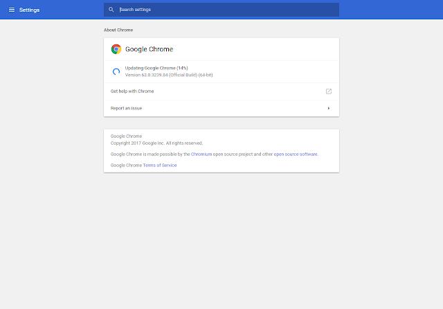 جوجل كروم عربي
