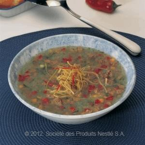 Spinach and 11 Vegetables Soup Recipe