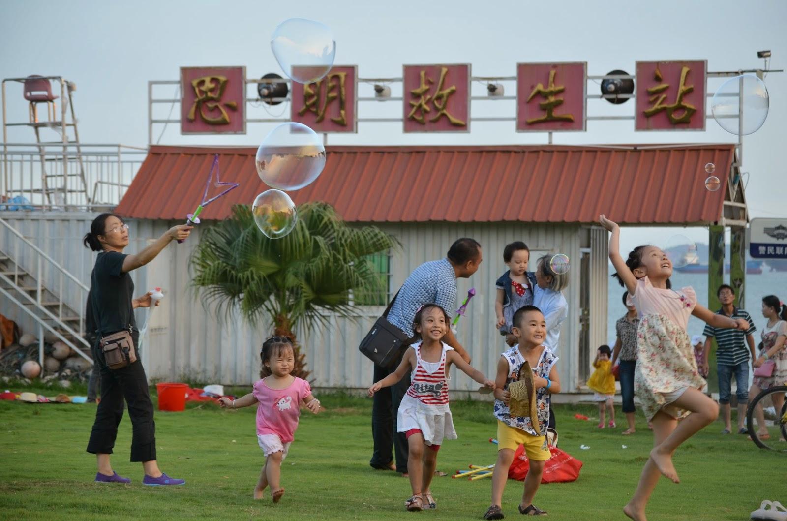 Chineses querem morar na China