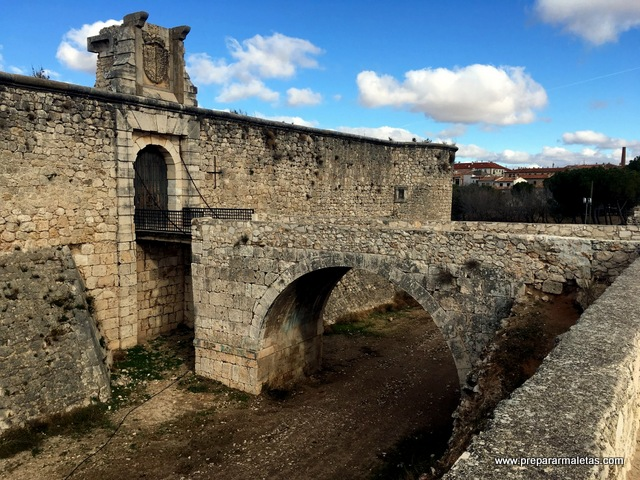 castillo de chinchon madrid