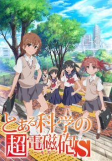 Toaru Kagaku no Railgun S BD Sub Indo Batch Eps 1-24