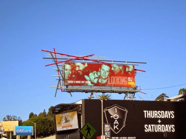 Looking season 2 HBO billboard
