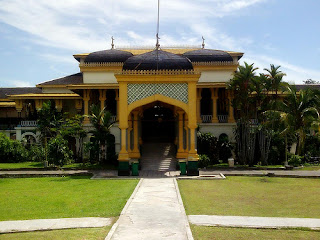Istana Maimun Kota Medan